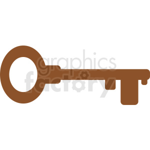 vector clipart key clipart. Commercial use image # 411967