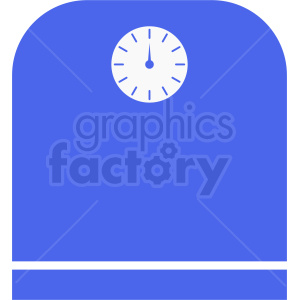 body scale vector design clipart. Royalty-free image # 412131