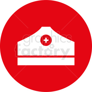 nurse medical vector icon clipart. Royalty-free image # 412395