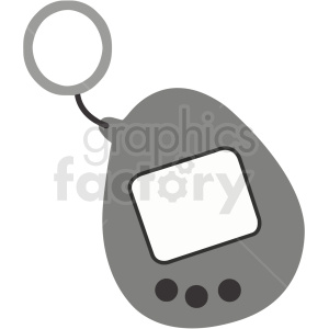 key fob vector clipart. Commercial use image # 412831