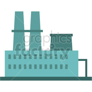 factory vector clipart icon clipart. Commercial use image # 413459