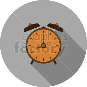 alarm clock vector graphic clipart 1 clipart. Commercial use image # 413599