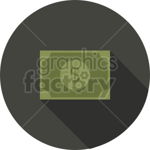 dollar vector icon graphic clipart 3 clipart. Commercial use image # 413671