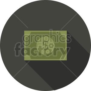 dollar vector icon graphic clipart 3