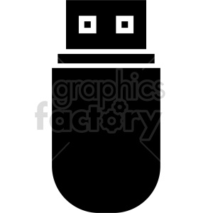 usb drive vector graphic clipart 5 clipart. Commercial use icon # 413695