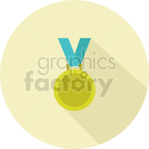 award medal vector icon graphic clipart 2 clipart. Commercial use image # 413740