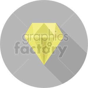 diamond vector icon graphic clipart 1