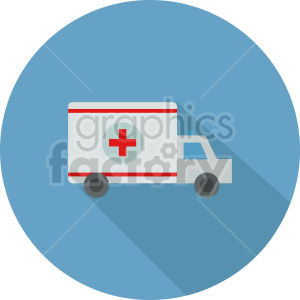ambulance vector icon graphic clipart 2 clipart. Commercial use image # 413765