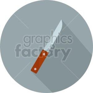 knife vector icon graphic clipart 1 clipart. Commercial use image # 413899