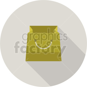 shopping bag vector icon graphic clipart 1 clipart. Commercial use image # 413934