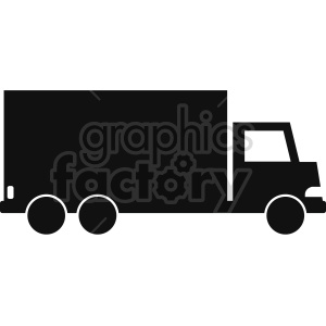 truck vector icon graphic clipart 4 clipart. Commercial use image # 413946