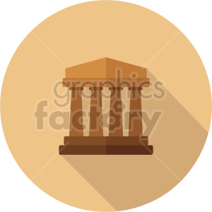 isometric university vector icon clipart 1 clipart. Commercial use image # 414024