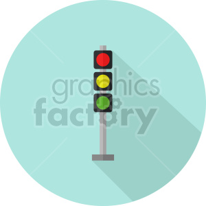 isometric traffic light vector icon clipart 2 clipart. Commercial use image # 414037