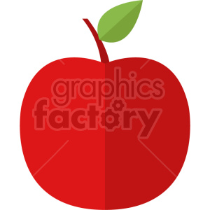 apple vector icon clipart 1 clipart. Commercial use image # 414065