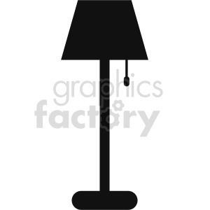 isometric floor lamp vector icon clipart 4 clipart. Commercial use image # 414230