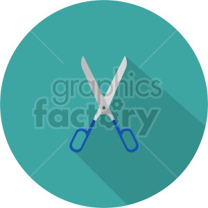 isometric scissor vector icon clipart 2 clipart. Commercial use image # 414340