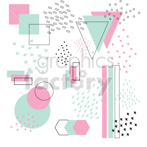 pattern vector clipart clipart. Commercial use image # 414808