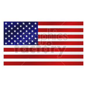 Flag of North America vector clipart 02 clipart. Commercial use image # 415326
