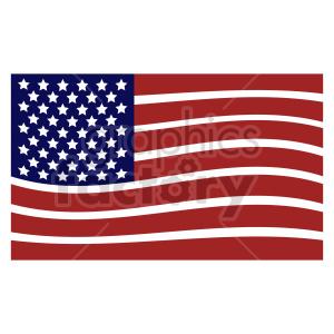 Flag of North America vector clipart 07 clipart. Commercial use image # 415365