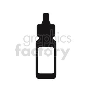 medicine bottle vector clipart clipart. Commercial use image # 415612