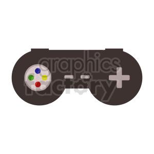 clipart - gamepad vector clipart.
