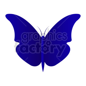 butterfly vector clipart 07 clipart. Commercial use image # 415947