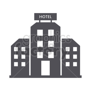 downtown vector clipart clipart. Commercial use image # 416521