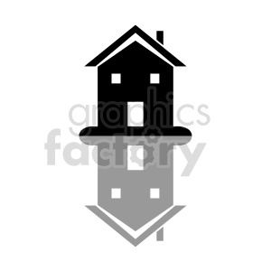 house design vector graphic clipart. Commercial use image # 416531