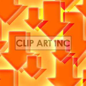 091805-down-arrow clipart. Royalty-free image # 128128