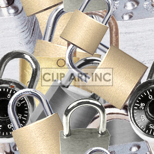 102605-locks-light background. Royalty-free background # 128178