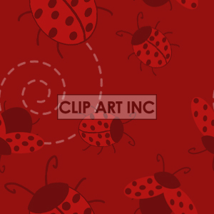 background backgrounds tiled bg red ladybug ladybugs bugs bug   102705-lady-bugs-light Backgrounds Tiled