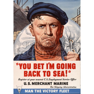 war posters world II   MPW00083 Clip Art Old War Posters