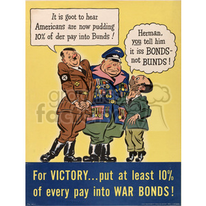 war posters world II   MPW00124 Clip Art Old War Posters