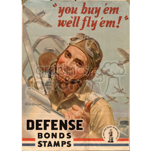 war posters world II   MPW00164 Clip Art Old War Posters