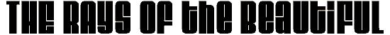 velvenda font. Royalty-free font # 174708