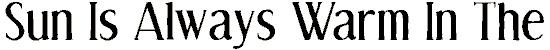 efflanti font. Royalty-free font # 174790