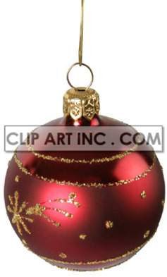 christmas ball decoration ornament christmas ornaments red  Photos Objects