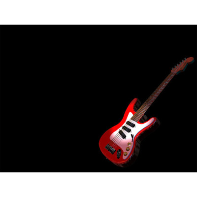 guitar clipart. Commercial use image # 178320