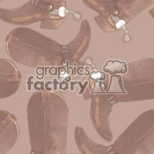 100806-cowboy boots-light background. Royalty-free background # 372214