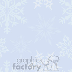 Snowflake background clipart. Commercial use image # 372659