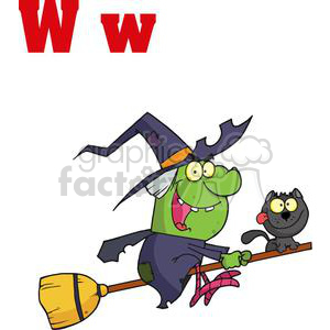 Wicked Witch clipart. Royalty-free image # 378480