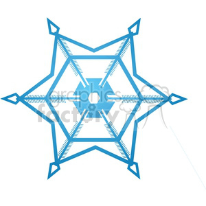 snowflake design clipart. Commercial use image # 383729