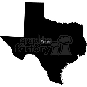 TX-Texas clipart. Commercial use image # 383754