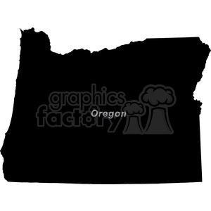 Oregon clipart. Royalty-free image # 383759