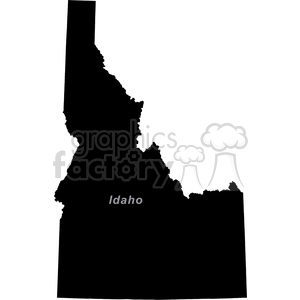 ID-Idaho clipart. Royalty-free image # 383779