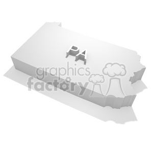 Pennsylvania clipart. Royalty-free image # 383810
