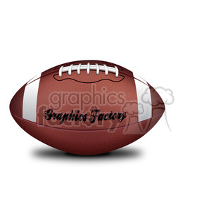 college football clipart. Royalty-free image # 384140