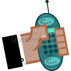 cell clipart. Royalty-free image # 384266