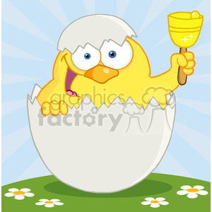 cartoon funny silly drawing draw illustration comical comics Easter chick egg hatch hatching