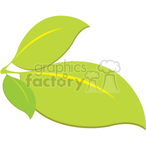 leafs clipart. Commercial use image # 384812
